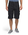 Stretch Micro Rip Stock Cargo Shorts