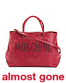 Made In Italy Small Leather Tote