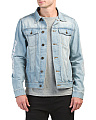 Savage Panel Denim Jacket