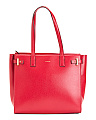 Stephanie Jem Multi Function Leather Tote