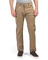5 Pocket Stretch Twill Pants
