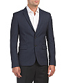 Wool Tone Suit Blazer