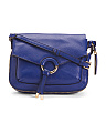 Adina Expandable Leather Crossbody