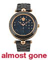 Women's Swiss Made Vanitas Ceramic Bezel Watch