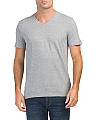 Slim V Neck Shirt