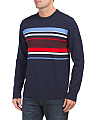 Anwar Striped Sweater