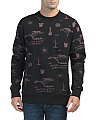 Made In Portugal Miles The Voodoo Sweatshirt