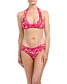 Flora Halter Swim Set