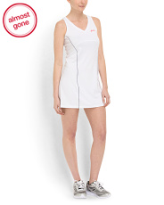 image of W Racket Tennis Dress