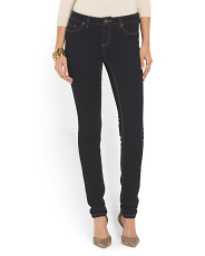 image of Cotton Blend Skinny Jean