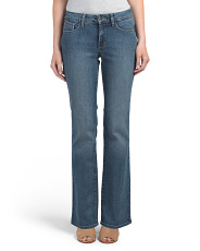 Petite Made In USA Barbara Bootcut Jeans