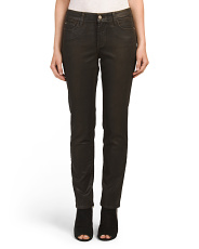 Petite Made In USA Sheri Skinny Pants