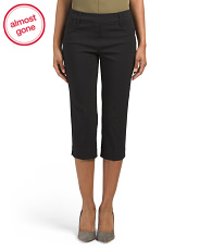 Petite New Millenium Cropped Pants
