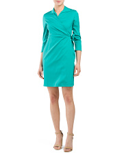 Petite Stretch Reva Dress