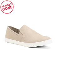 Lightweight Slip On Comfort Sneakers
