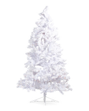 7.5ft 500ct Pre-lit Artificial Christmas Tree