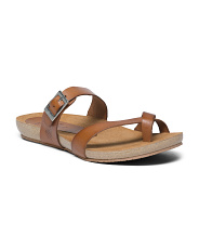 Made In Spain Leather Sandals