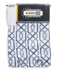 38x84 Set Of 2 Blackout Curtains