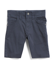Little Boys Extreme Flex Waistband Shorts