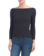 Merino Wool Blend Sandora Soft Sweater