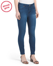 Comfort Fit Ankle Denim Jeans