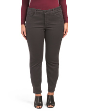 Plus Made In Usa Super Stretch Skinny Jeans