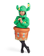 Toddler Cactus Costume