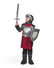 Kids Coat Of Arms Costume