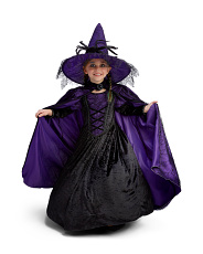 Spider Witch Gown Costume