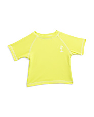 Infant Boys Spf 50 Rashguard Top