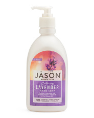 Lavender Calming Hand Soap