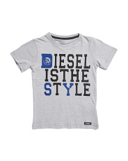 Little Boys Style T-shirt