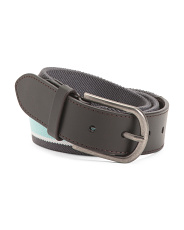 Men's Performance Stretch Belt