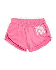 Big Girls Pull On Mesh Shorts