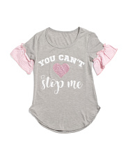Big Girls Made In Usa You Cant Stop Me Top