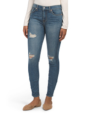High Waist Gwenevere Jeans