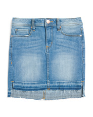 Big Girls Denim Skirt