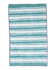 Made In India Reversible Stripe Rug