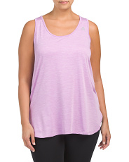 Plus Active Legend Singlet Top