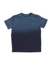 Toddler & Little Boys Heather Jersey Tee
