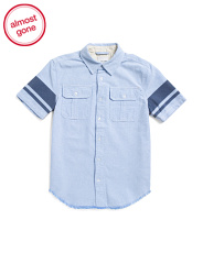 Big Boys Tyler Chambray Shirt