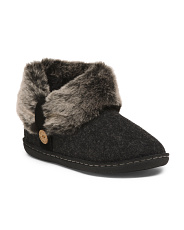 Grand Lodge Bootie Slippers