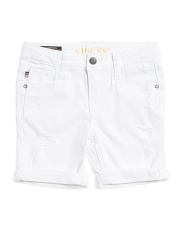 Little Girls Bermuda Shorts