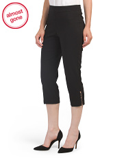Petite Super Stretch Crop Pants