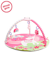 Little Princess Sensory Projector Play Gym