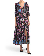 Juniors Australian Designed Maxi Dress