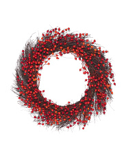 30in Berry Wreath