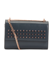 Crossbody With Stud Detail