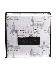 City Scape Sheet Set