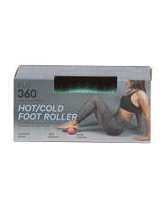 Hot/cold Foot Roller